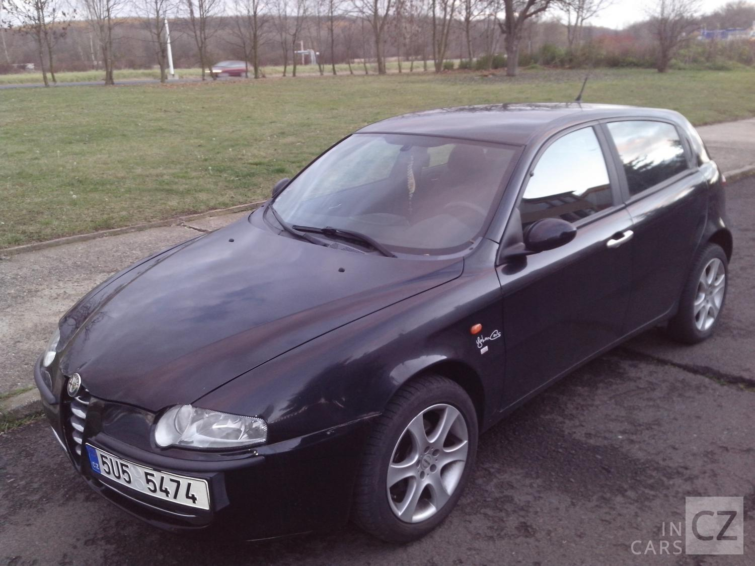 2000 alfa romeo 147 1 9 jtd related infomation. Black Bedroom Furniture Sets. Home Design Ideas