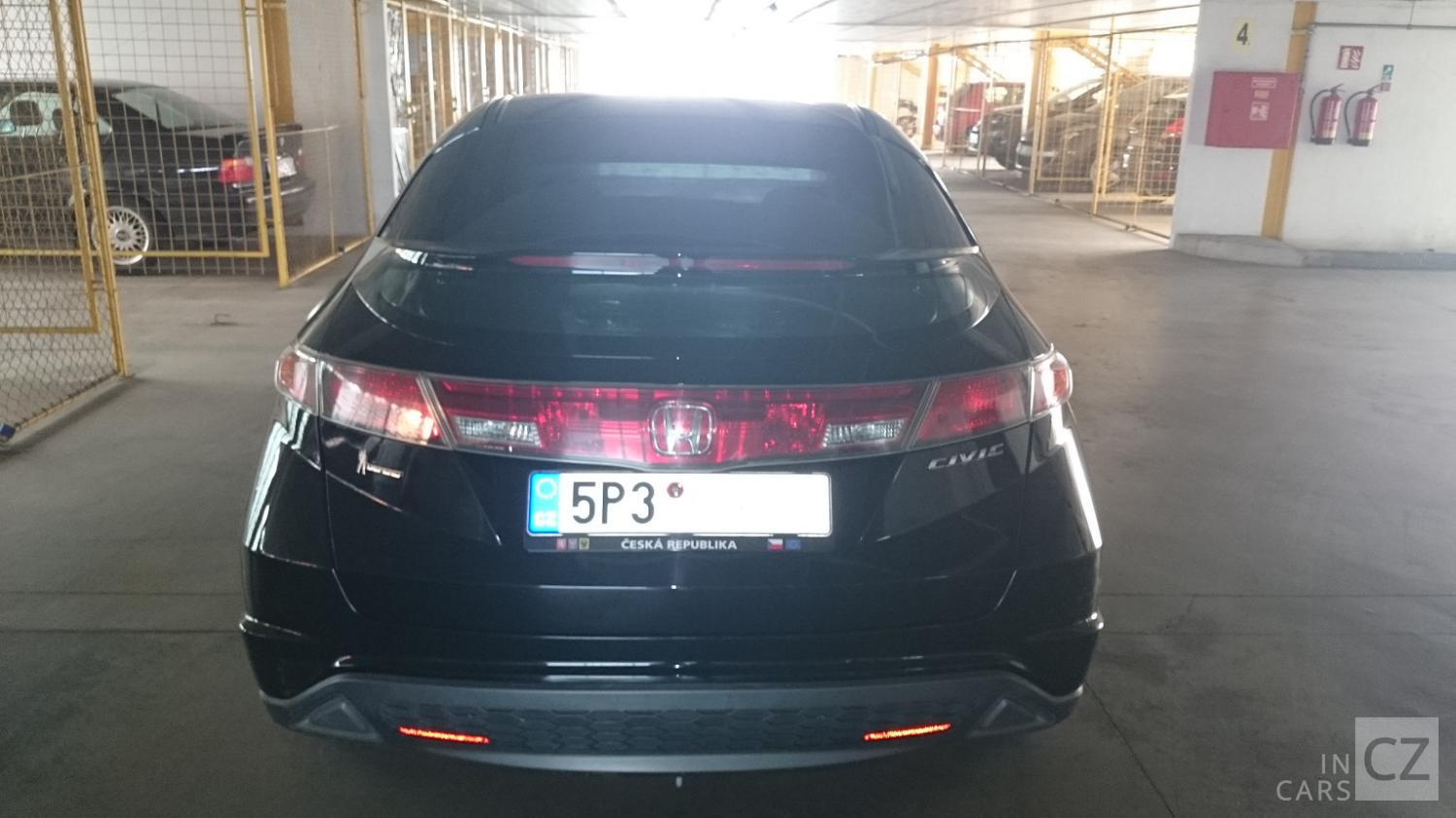 HONDA CIVIC 1,4 r.2007